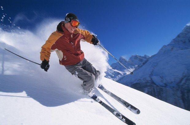 """""""Alpine Skiing White Pass Resort"""""""