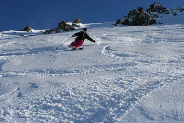 """Alpine Skiing at Craigieburn Valley Ski Area"""