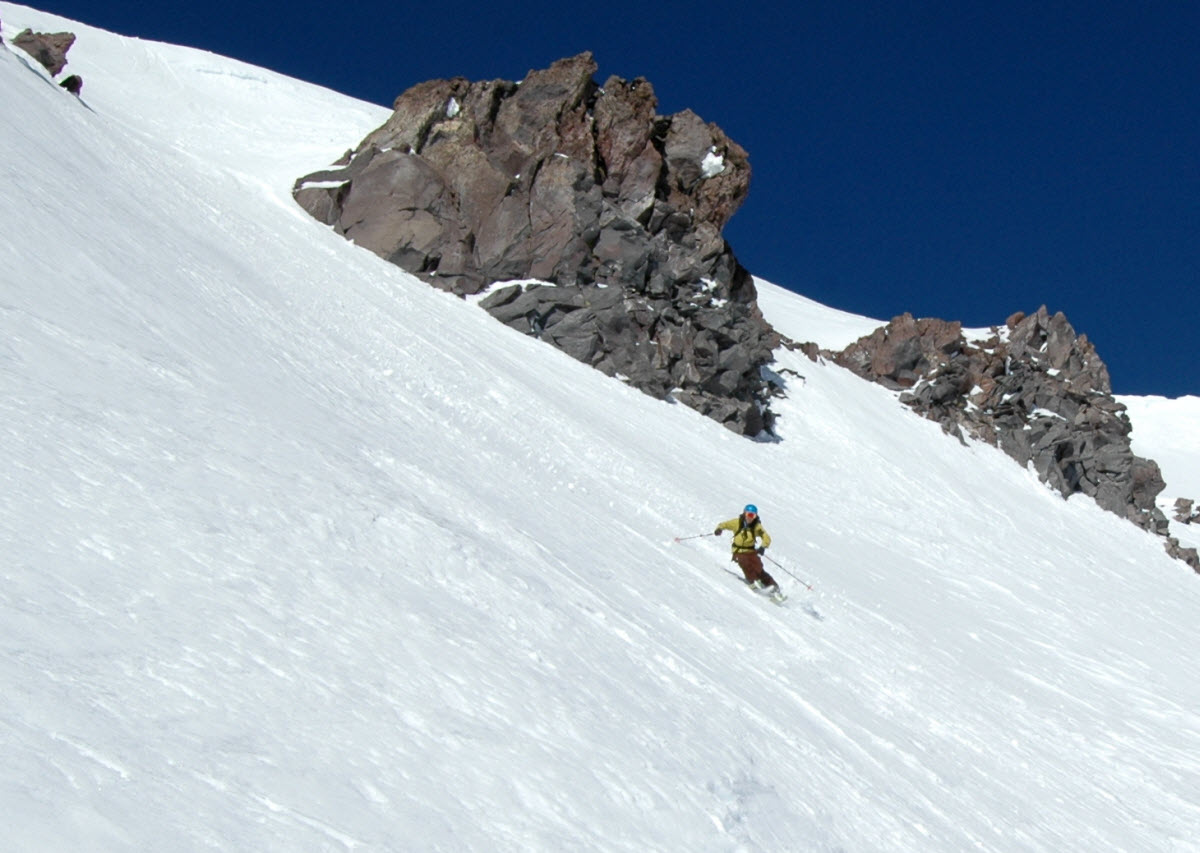alpine skiing mount shasta ski park redding california usa
