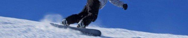 """Alta Sierra Ski Resort Snowboarder"""