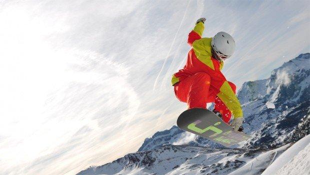 """""""Astun Snowboarder"""""""