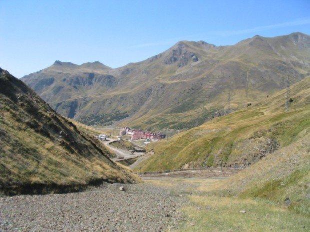 """""""Astun hiking paths"""""""