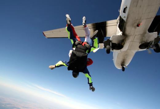 """Atlantis, Cape Town Skydiving"""