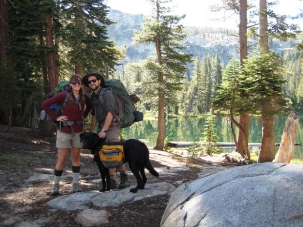 Backpacking Bull Run Lake