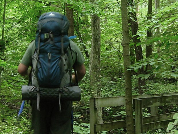 """""""Backpacking at Strawberry"""""""