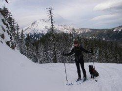 Bennett Pass, Mt. Hood National Forest