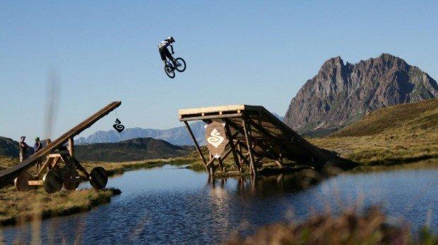 """Big Bear Mountain Bike Freeride"""