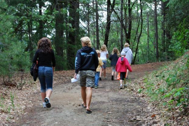"""Boulder Creek Hiking"""