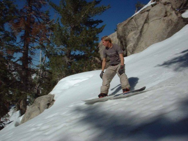 """Buckhorn Snowboarding"""