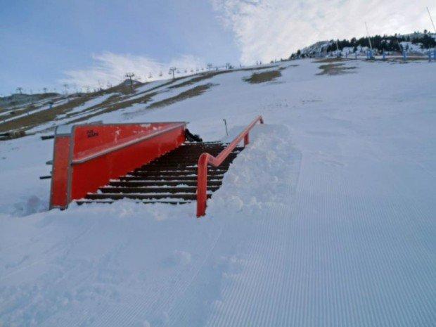 """Candanchu snowpark"""