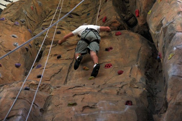 """Cape Town Climbing Walls"""