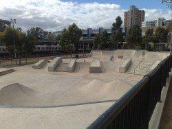 City Skatepark, Adelaide