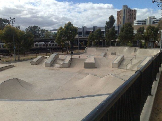 """City Skatepark"""