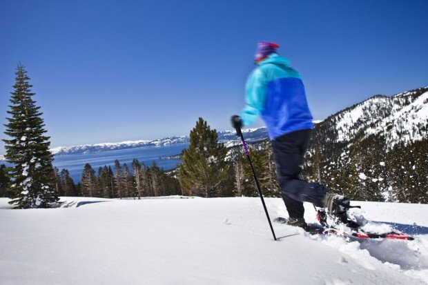 """""""Cross Country Skier at Northstar"""""""