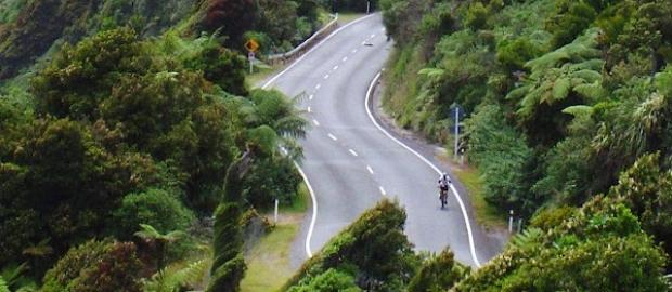 """""""Cycling at Milford Road"""""""