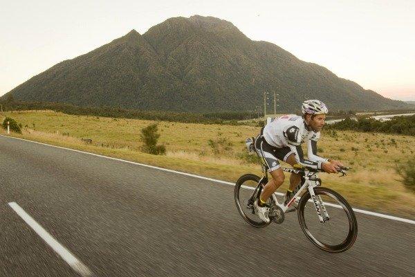 """""""Cycling the Coast to Coast Finish"""""""