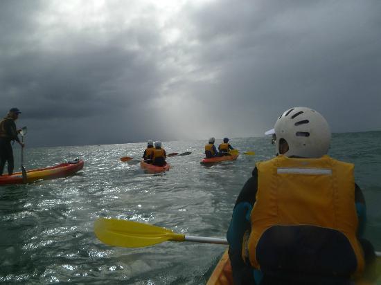 """""""Diani Beach Kayaking"""""""