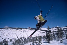 Dodge Ridge Ski Resort, Sonora