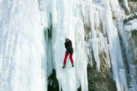 Drury Falls Climb, Wenatchee