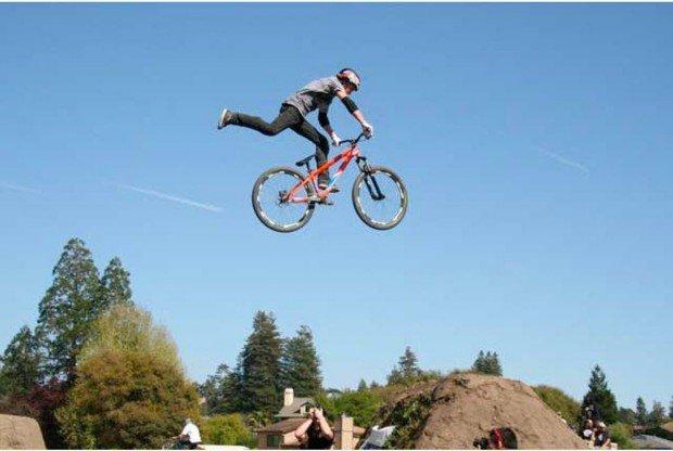 """Ebbetts Pass Mountain Biking Freerider"""