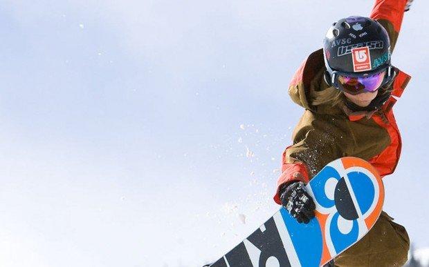 """""""Eldora Mountain Resort Snowboarding"""""""