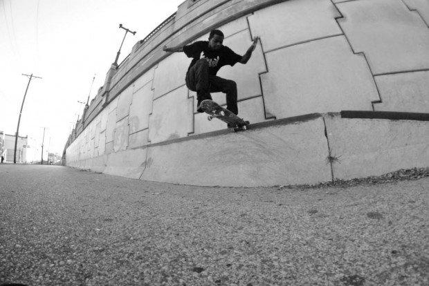 """Frisco Skateboarding"""