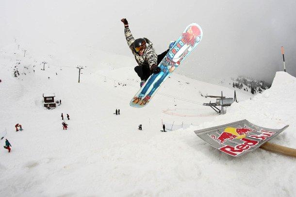 """""""Fterolakka, Parnassos Snowboarding"""""""