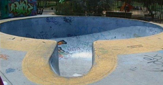 """""""Fulham Gardens Skatepark"""""""