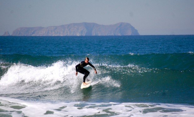 """""""Garth's Reef Surfer"""""""