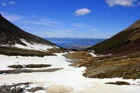 Glacier Martial, Ushuaia