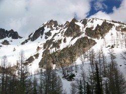 Cardinal Peak Climb, Wenatchee
