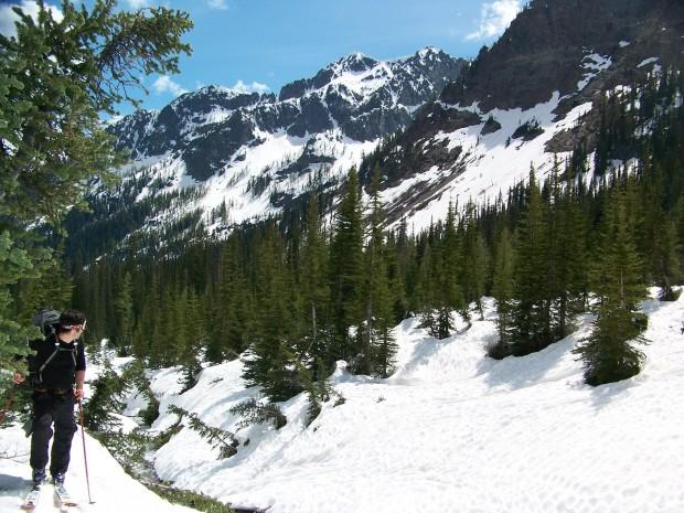 """""""Mountain Climbing Cardinal Peak"""""""