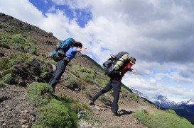 Circuito Glaciar Dickson Trail, Torres del Paine