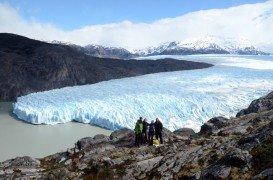 Circuito Glaciar Grey Trail, Torres del Paine