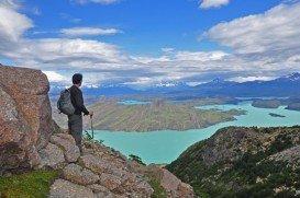 Circuito Pingo-Zapata Trail, Torres del Paine