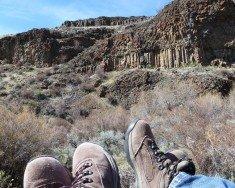 Douglas Creek Canyon: South Trail, Wenatchee