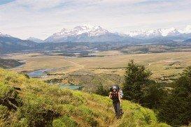 Laguna Verde Circuit Trail, Torres del Paine