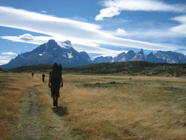 """Hiking Las Torres Circuit Trail"""