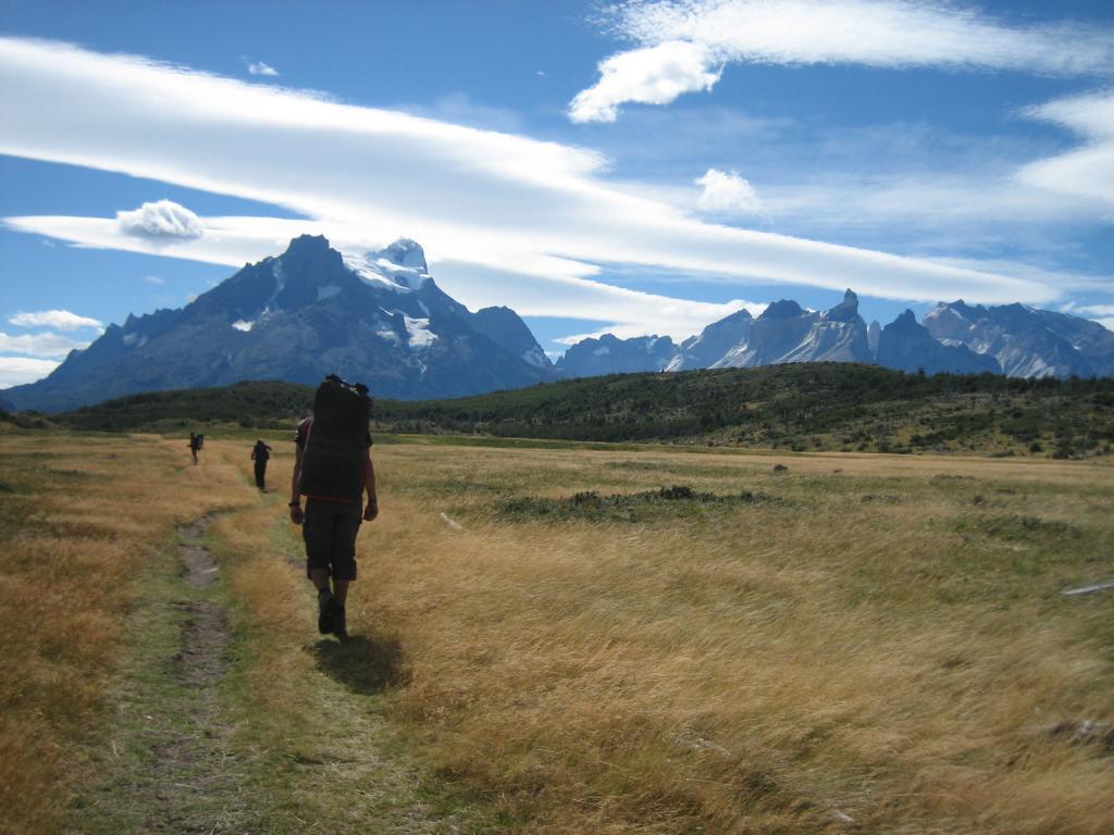 Extreme Hiking Las Torres Circuit Trail Torres Del Paine