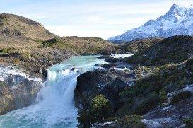 Salto Grande Trail, Torres del Paine