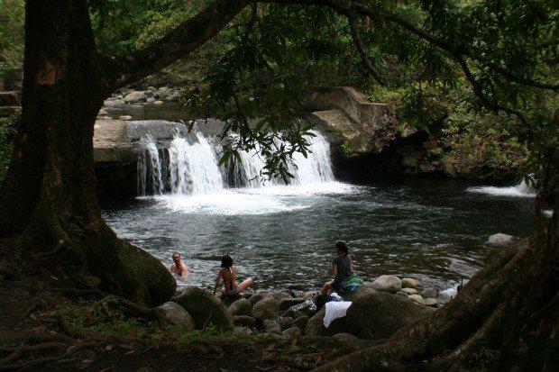"""Hiking Waihee Valley Trail"""