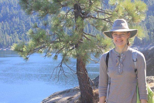 """""""Hiking at Pinecrest Lake"""""""