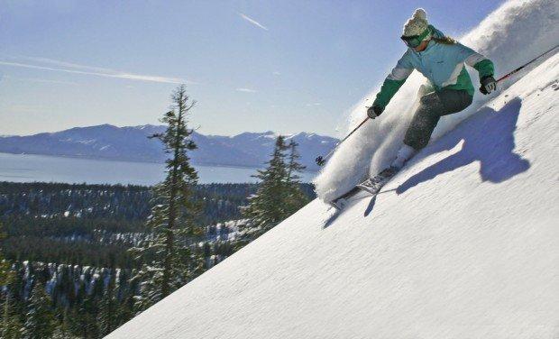 """Homewood Alpine Skiing"""