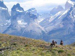 Balmaseda Ride, Torres del Paine