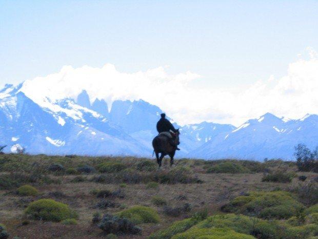 """""""Horse Riding Lago Toro Ride"""""""