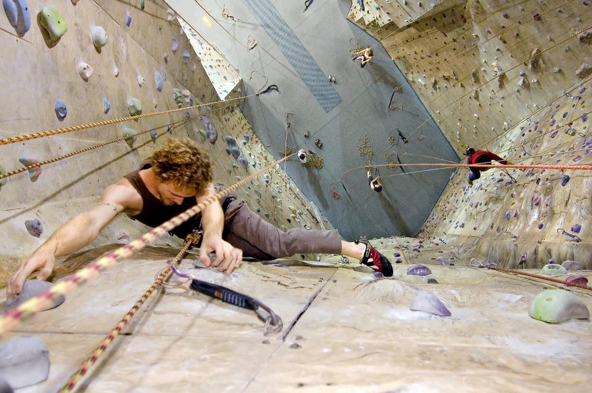 Indoor-Klettern-Bild
