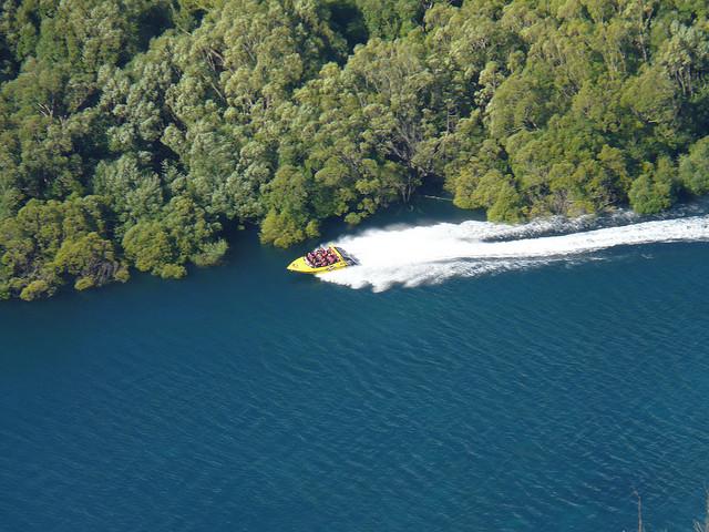 """Jet Boating, Kawarau River"""