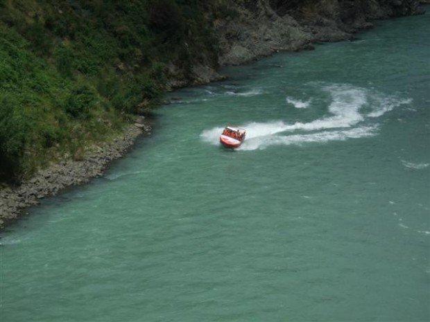 """""""Jet Boating at Waiau River"""""""