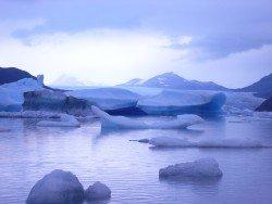Geike Glacier, Torres del Paine