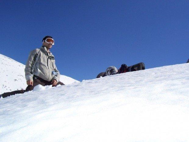 """Kelaria, Parnassos Snowboarding"""